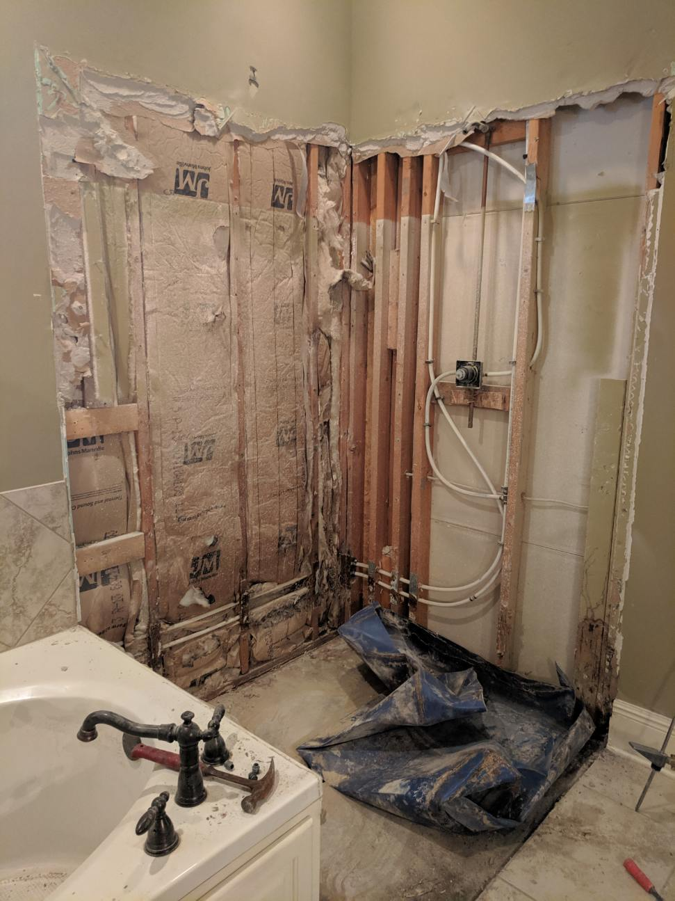 Termite-Shower-Removed