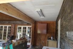 garage during 1