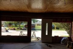 garage during 2