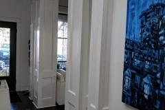 interior painting hallway