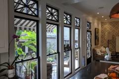 interior painting windows
