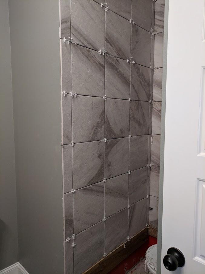 shower tile spacers